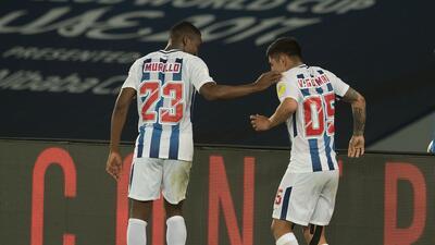 Un solitario gol de Víctor Guzmán le fue suficiente al Pac...