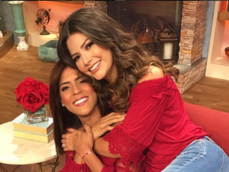 Ana Patricia y Francisca Lachapel