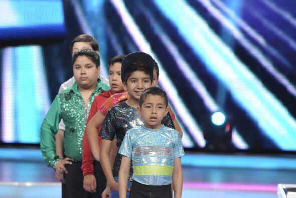 Cada pequeño tuvo la oportunidad de demostrar sus habilidades para el ba...