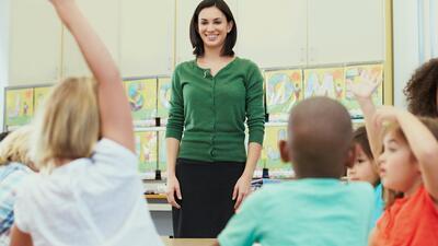 Why teachers love their job