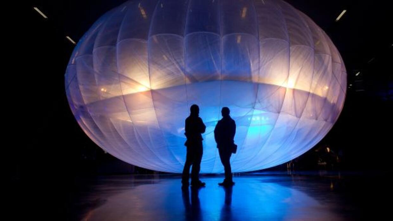 Con el proyecto Loon, Google planea conectar a todo el mundo por medio d...