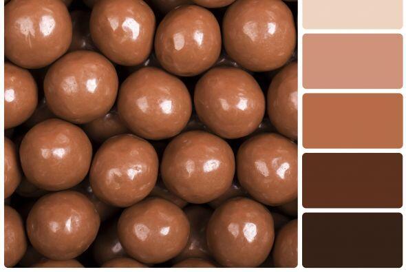 ¡Lleva tu amor hacia el chocolate hasta el altar! Tu boda otoñal también...