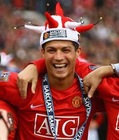 Un lustro de éxitos con el ManchesterEn sus cinco años con el Manchester...