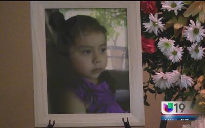 Realizan servicios fúnebres de niña de tres años que murió durante una v...