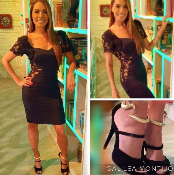 Outfit Galilea Montjo