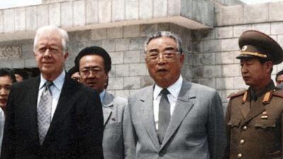 En fotos: Cuando los líderes de Corea del Norte negociaron directamente con sus enemigos
