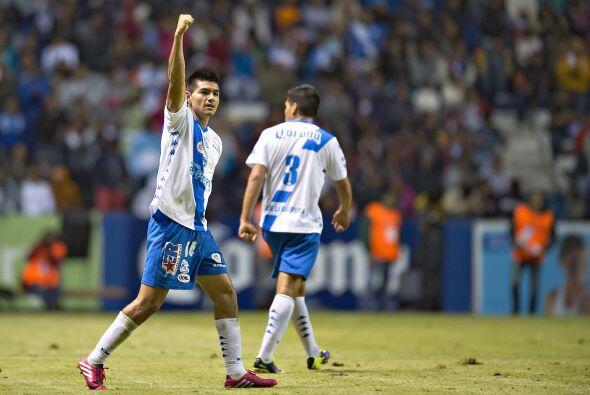 Luis Loroña, el delantero del Puebla maneja un estilo de juego parecido...
