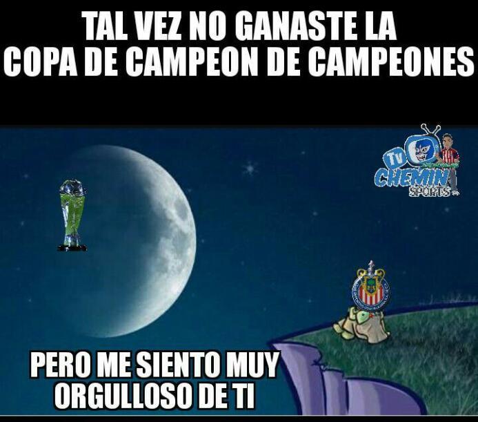 Los memes no perdonaron a Chivas y América por perder sus finales 201400...