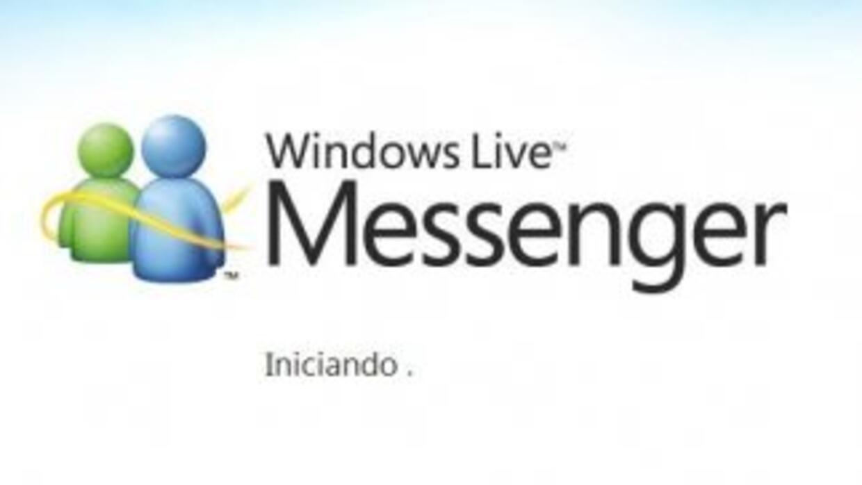 MSN Messenger, que pasó a Windows Live Messenger, es el chat que terminó...
