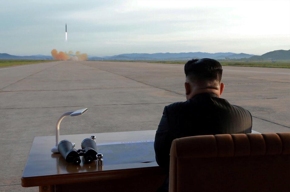 Los misiles de Kim Jong Un. La carrera armamentista de Corea del Norte n...