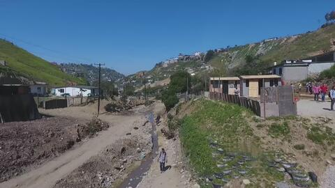 Nace en México la denominada pequeña Haití tras la puesta en marcha de l...