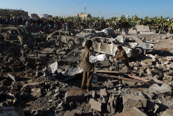 Así lo definieron varias agencias humanitarias de Naciones Unidas y el C...