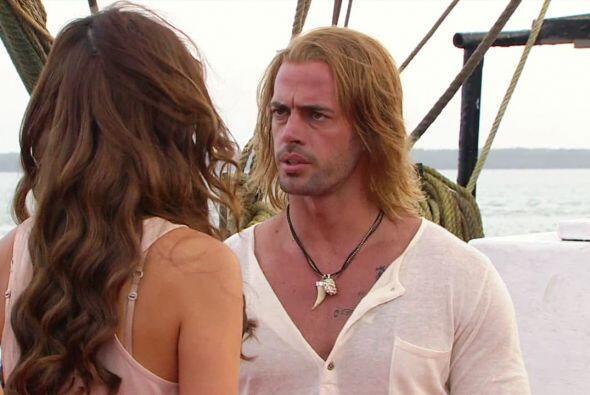 Las confrontaciones entre Marina y Damián no terminaron. Mira aqu...