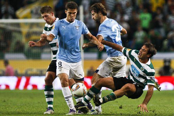 El cuadro italiano reaccionó con un tanto de Miroslav Klose.