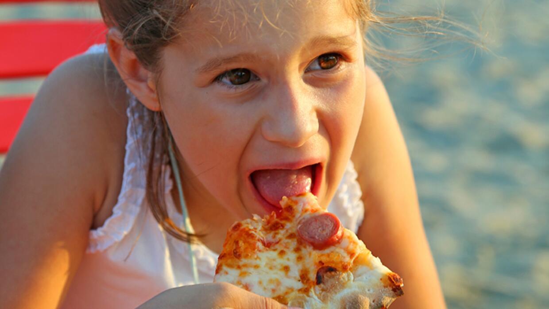 salud alimentos comida chatarra niños
