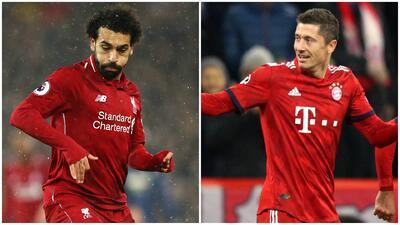 Frente a Frente: los partidos de Octavos de Final de Champions League en números