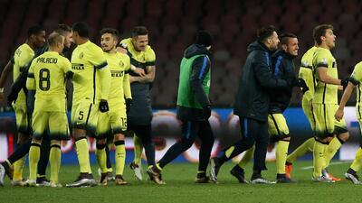 El Inter avanza a semis de Coppa Italia