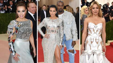 Fashionometro, los mejor y peor vestidos de la Gala Met 2016