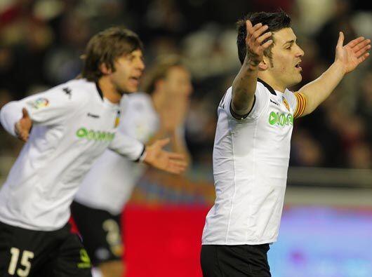 Sin embargo, los reclamos no faltaron por parte del club valenciano.