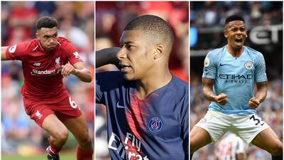 Los Sub-21 de oro en la Champions: el XI ideal de los juveniles más valiosos de la temporada 2018/19