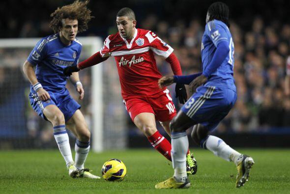 El renovado Chelsea de Rafael Benítez buscaba mantenerse en el tercer pu...