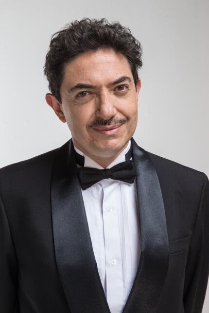 Ernesto Benjumea es Marco García.