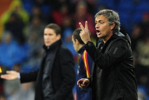 José Mourinho respondía pidiendo la máxima concentración.