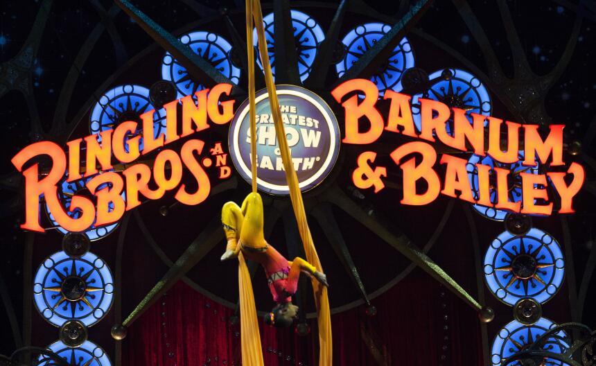 Circo Ringling Brothers