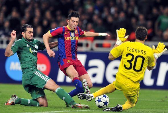 Se completó una jornada más de la Liga de Campeones de Eur...