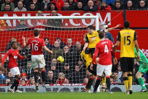Una mala salida del potero De Gea terminó en el tercer gol del Bl...