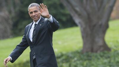 Obama advierte que vetará cualquier proyecto que revoqué acciones ejecut...