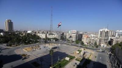 Varios atentados sacudieron Damasco desde el comienzo de la revuelta con...