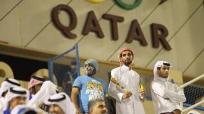 La elección de Qatar como sede del Mundial generó una enorme polémica. (...