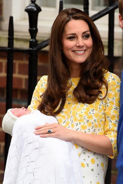 El palacio de Kensington ha revelado el tan esperado nombre.