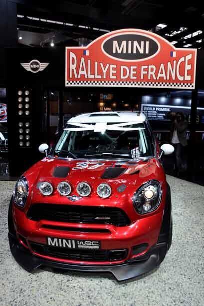 MINI anunció que volverá al Mundial de Rallys tras una larga ausencia.