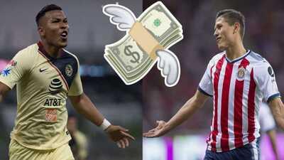 ¿La juventud no es rentable? ¡Canteras de Liga MX sufren ante grandes carteras!