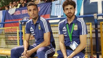 ¡Ya hay técnico de Argentina! Y no es uno, sino dos en el banquillo