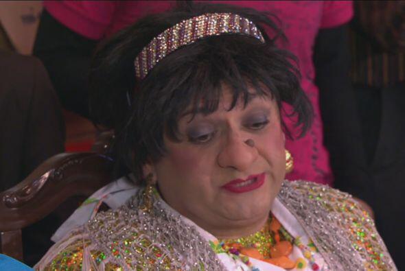 Doña Márgara Francisca estaba muy orgullosa del Vítor, pues demostró su...
