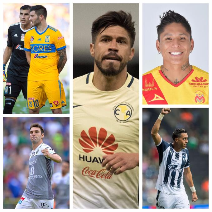 "Ellos son ""Las Joyas de la Corona"" en nuestro Fantasy de la Liga MX Fant..."