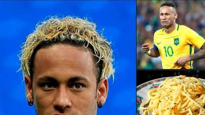 Memelogía: El nuevo look de Neymar y la opinión de las redes sociales