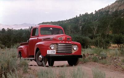 Ford F-1 1948