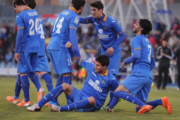 GETAFE.- El Getafe afronta su undécima temporada consecutiva en Primera...