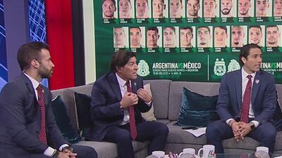 Zamorano, Crosas y De Nigris le piden aclaración a la FMF por la ausencia de los 'europeos' y Vela