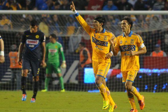 Ocho años después el enfrentamiento se volvería a dar en el Apertura 201...