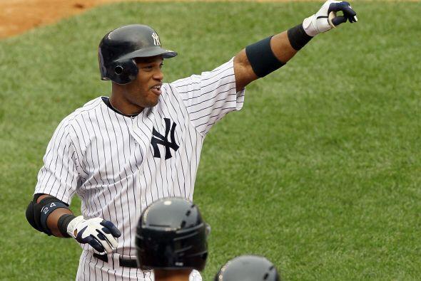 2B. Robinson Canó. Yankees de Nueva York. En la temporada, Canó tiene un...