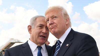 Las expresiones de Trump: Un año de presidencia comunicando a través de su rostro (fotos)