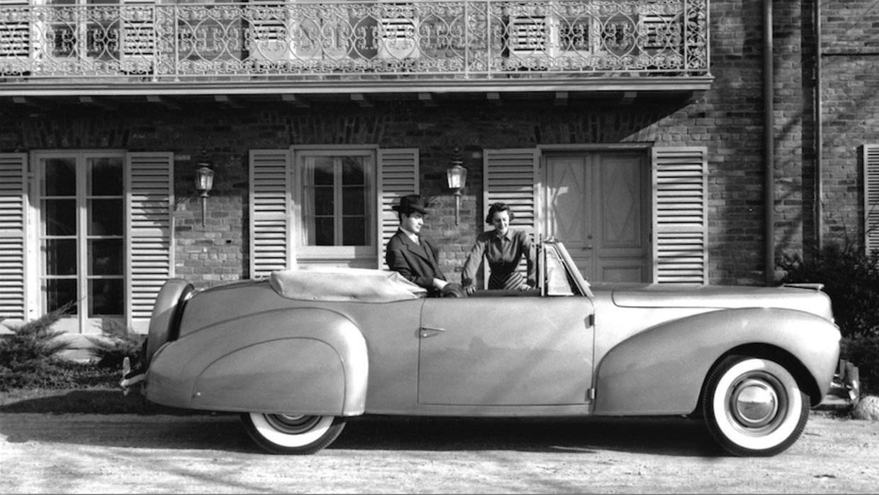 Lincoln Continental Cabriolet 1940