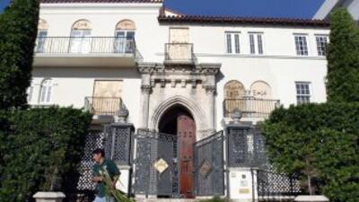 Las antigua mansión de Gianni Versace ha sobrevivido tragedias, huracane...