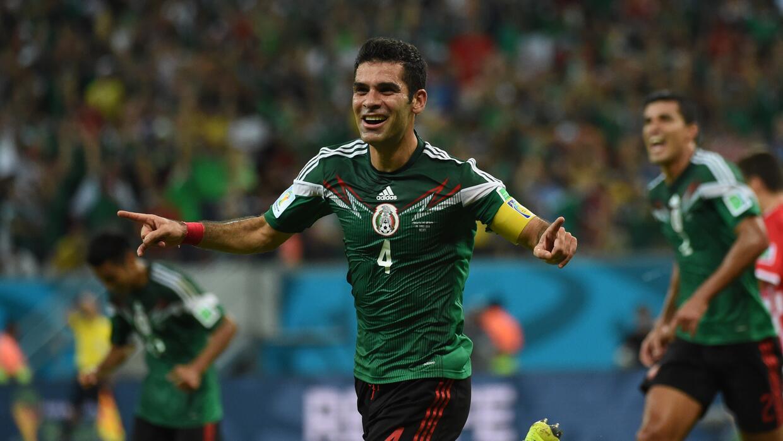 Rafa Márquez volverá a jugar en el fútbol mexicano.