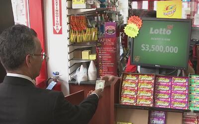Un generoso premio de lotería fue vendido en Chicago